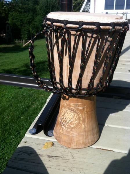 drum carving